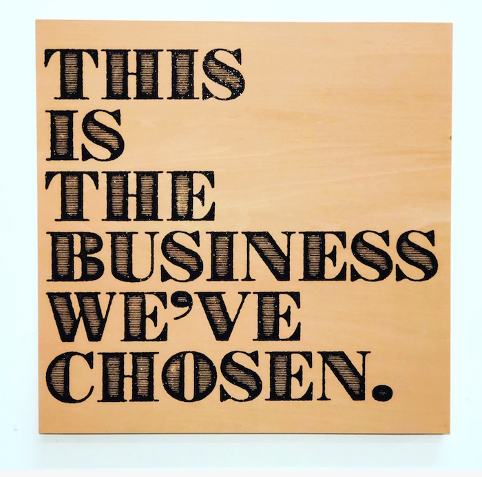 This Is The Business We've Chosen III by Mister E