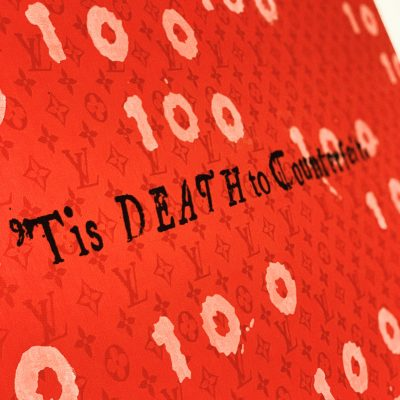 Tis Death To Counterfeit 2 by Mister E