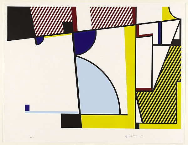 Bull V by Roy Lichtenstein