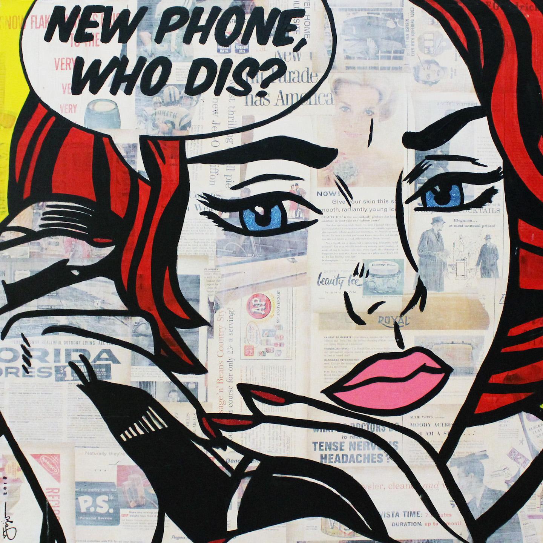 New Phone by Jojo Anavim