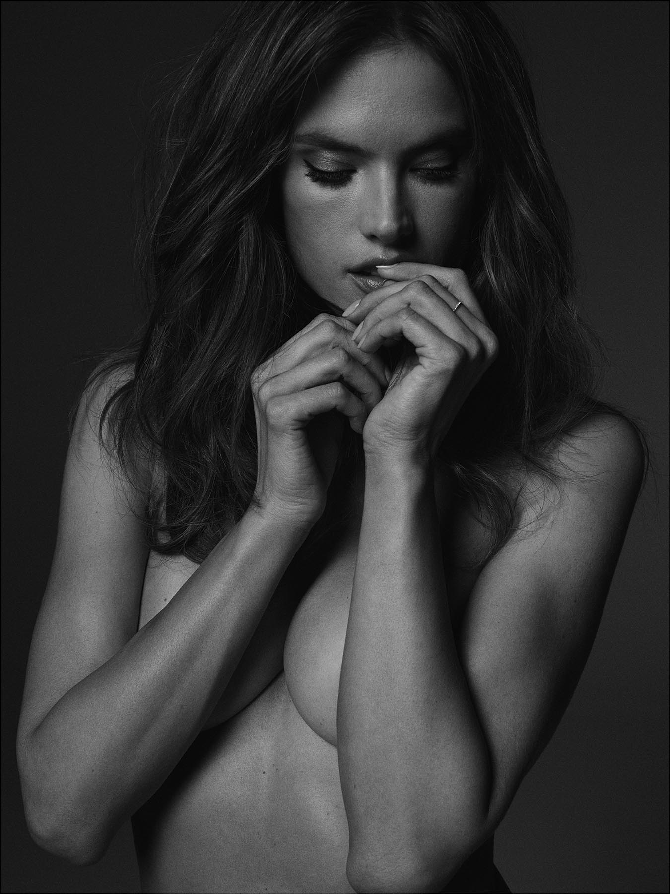 Alessandra Elegant Hands by Russell James
