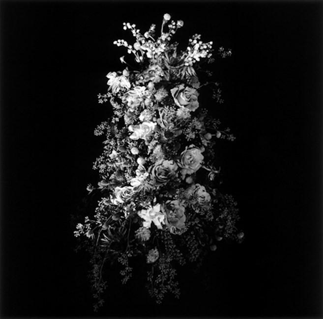 Flower Arrangement by Robert Mapplethorpe