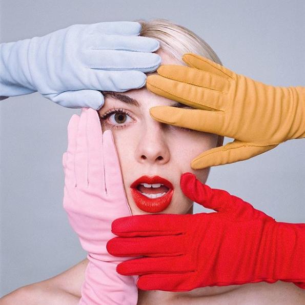Gloves by Tyler Shields