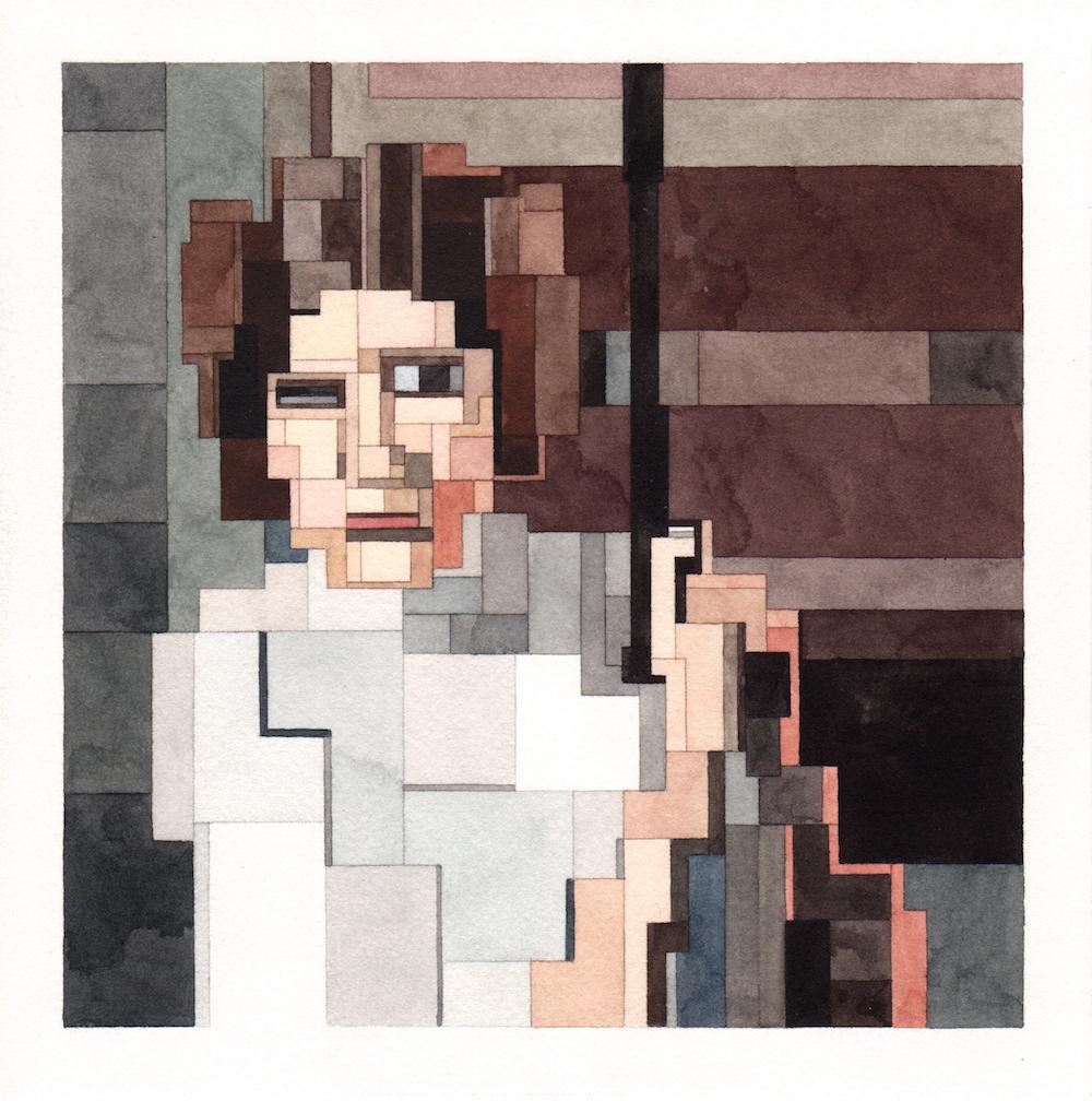 Princess Leia by Adam Lister