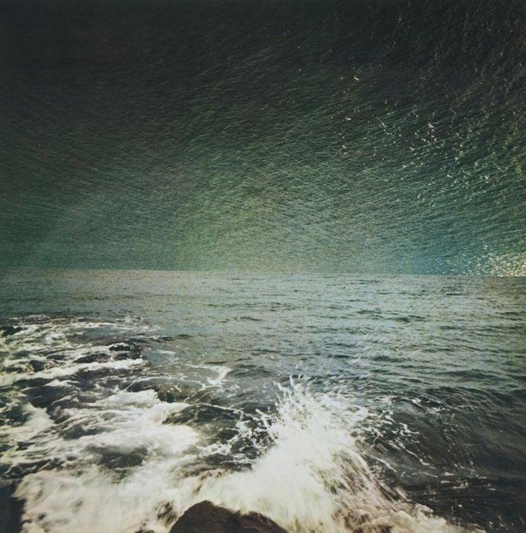 Sea by Gerhard Richter