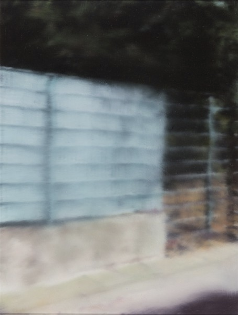 Fence by Gerhard Richter