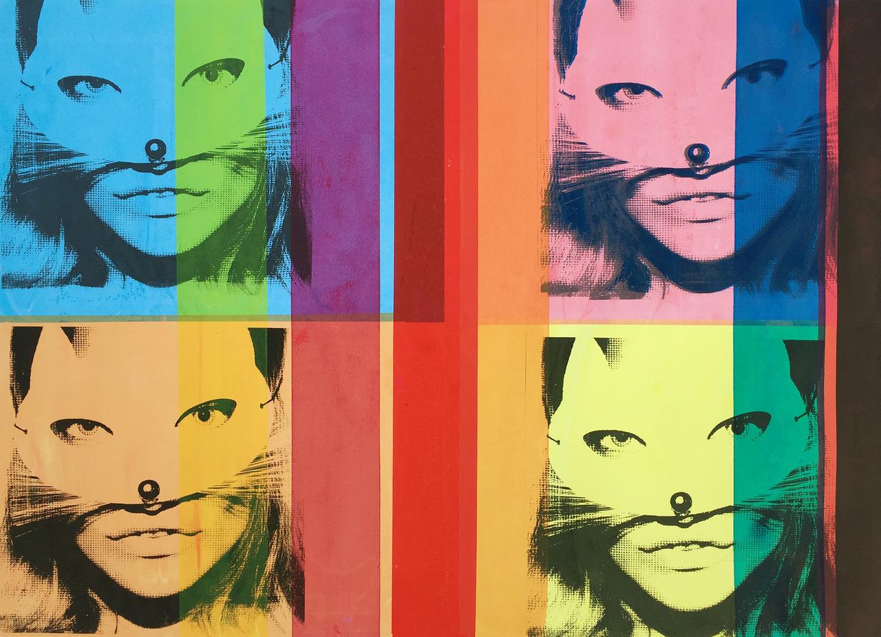 Natalia Cat 2 by Chris Heads