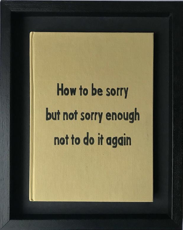 Not Sorry Enough by Johan Deckmann