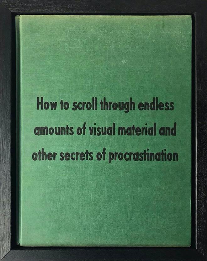 Procrastination by Johan Deckmann