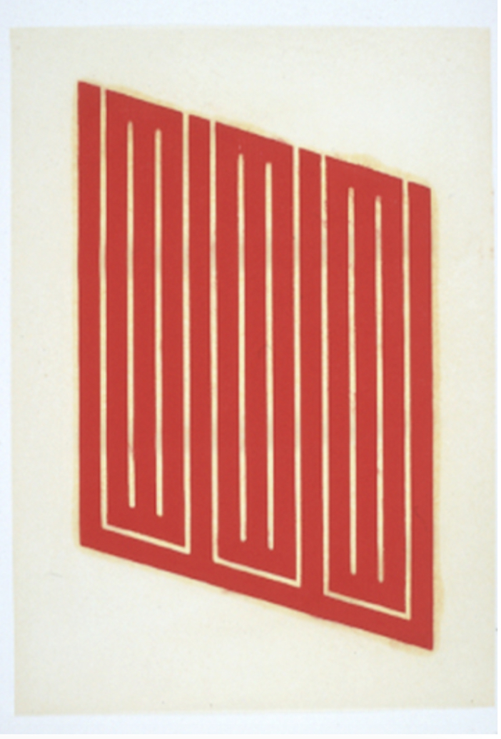 Untitled (10-R) by Donald Judd