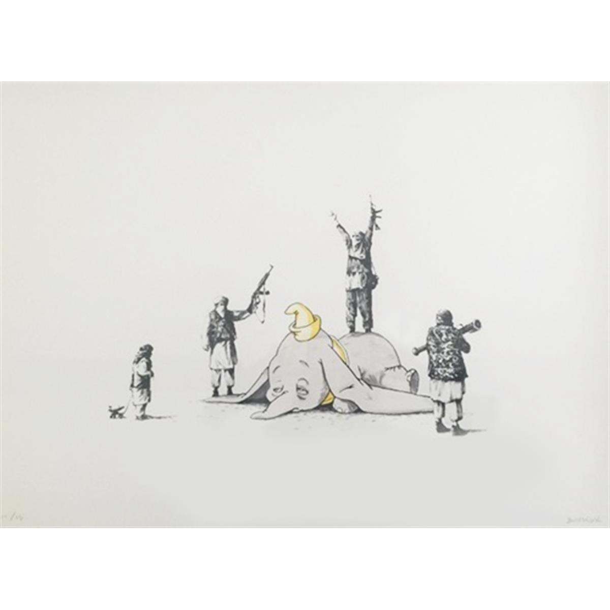 Dumbo by Banksy