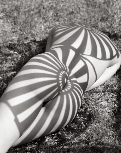 Herb Ritts Neith With Shadows (Rear) Poundridge, 1985