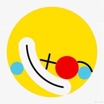 Untitled (Yellow) by James Joyce