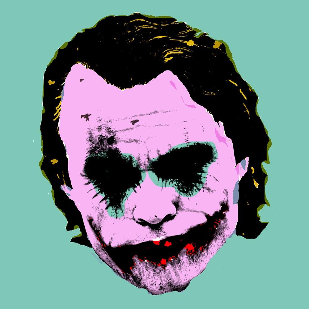 Warhol Joker by Santlov