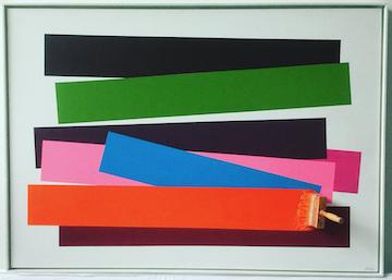 Color Blocks by Jean Paul Donadini