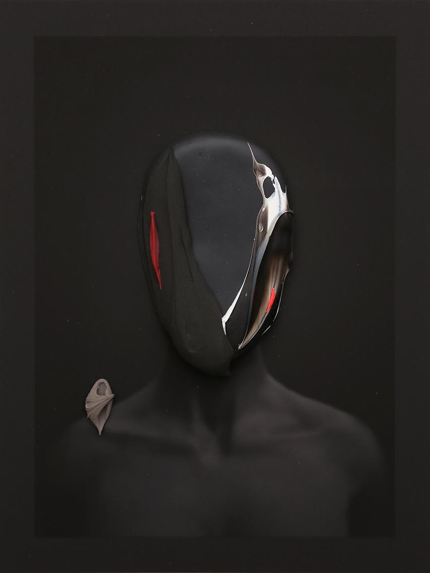 Portrait in Black No.1 by Fabio La Fauci