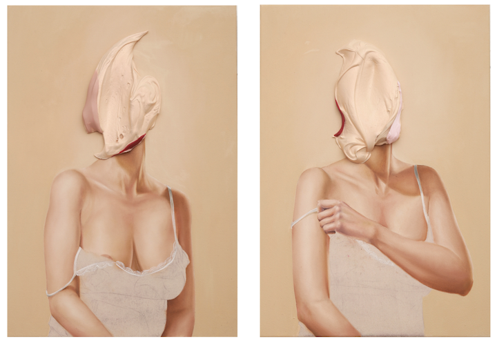 Oops (Print) by Fabio La Fauci