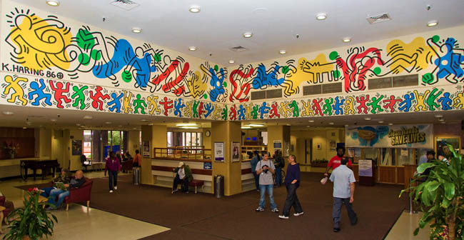 Keith Haring: Public Art in New York City, Keith Haring: Public Art in New York City