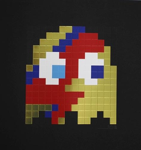 Gold_Aladdin_Sane-Space_Invader-Screenprint-trampt-184673o