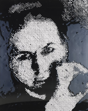 Vik Muniz Houdini, from Pictures Of Ink (1)