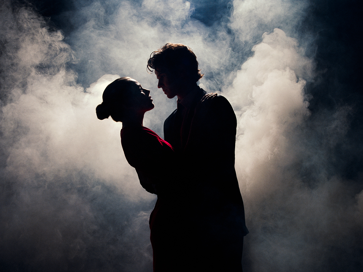 Into the Fog by Tyler Shields