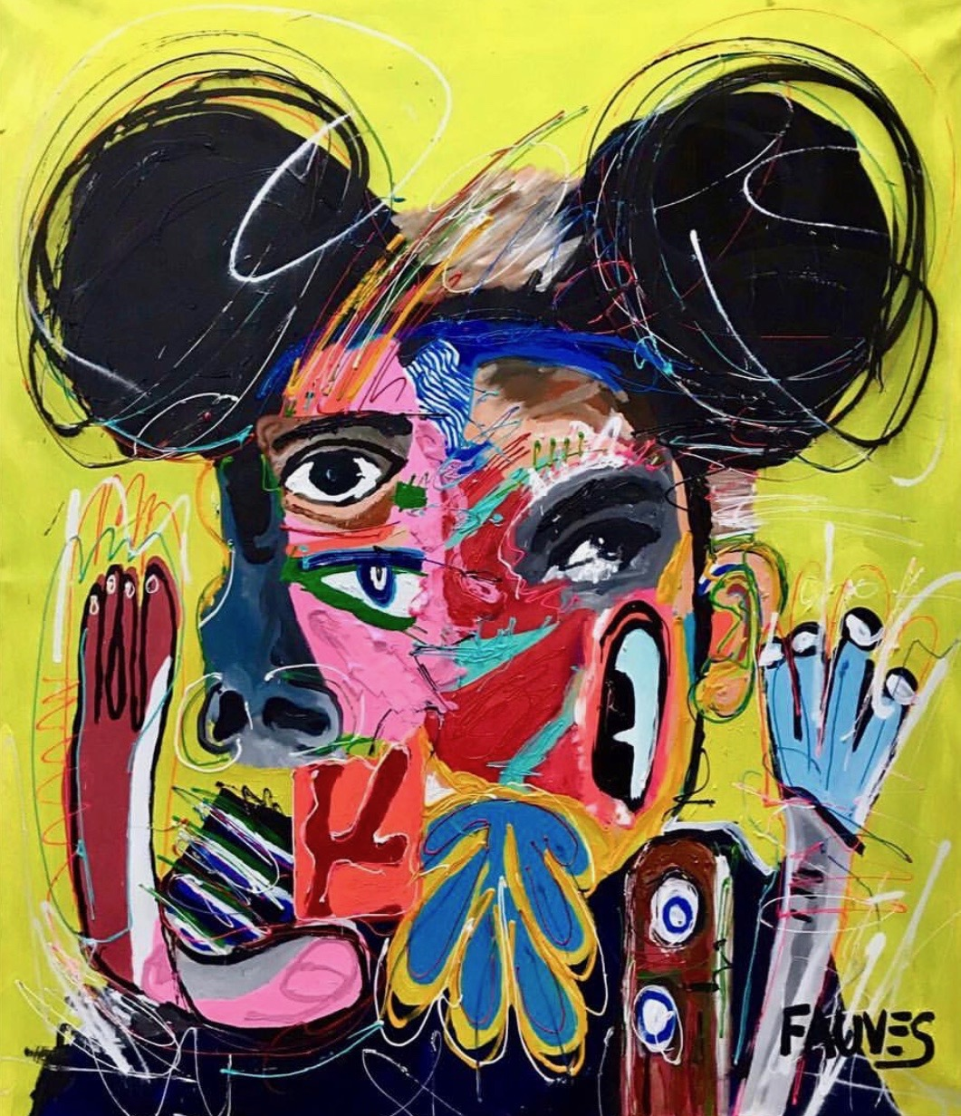 Working On Flow by John Paul Fauves