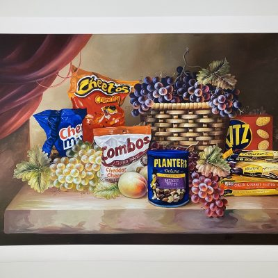Shelf Life II (Crunchy Cheetos) by Dave Pollot