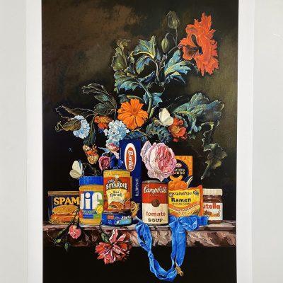 Shelf Life I (Tomato Soup) by Dave Pollot