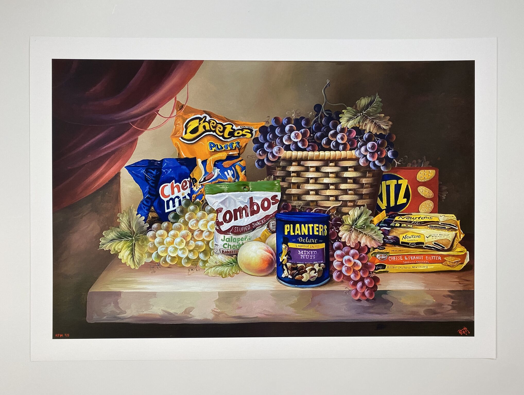 Shelf Life II (Spicy Combo) by Dave Pollot