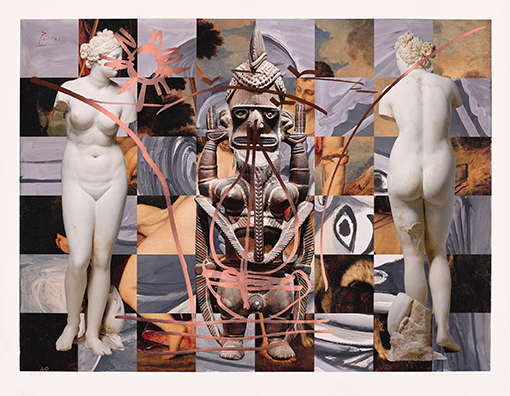 Antiquity (Uli) by Jeff Koons