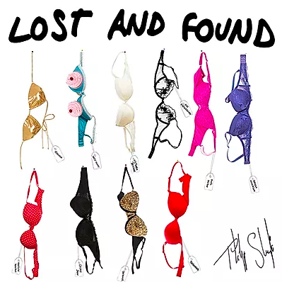 Lost and Found by Philippe Shangti
