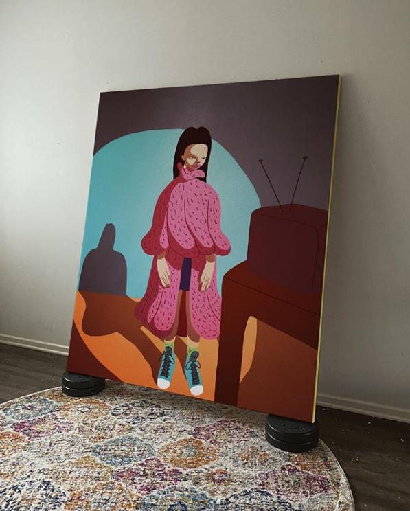 TV Girl by Ben Evans