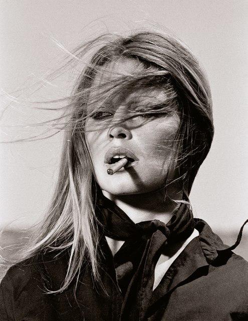 Brigitte Bardot by Terry O'Neill