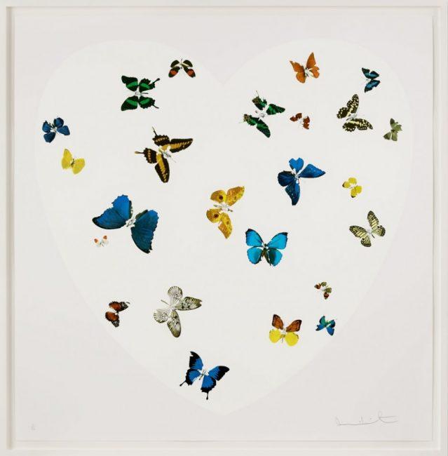 Damien Hirst: Butterflies, Damien Hirst: Butterflies