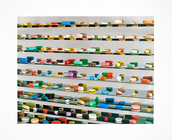 Utopia by Damien Hirst
