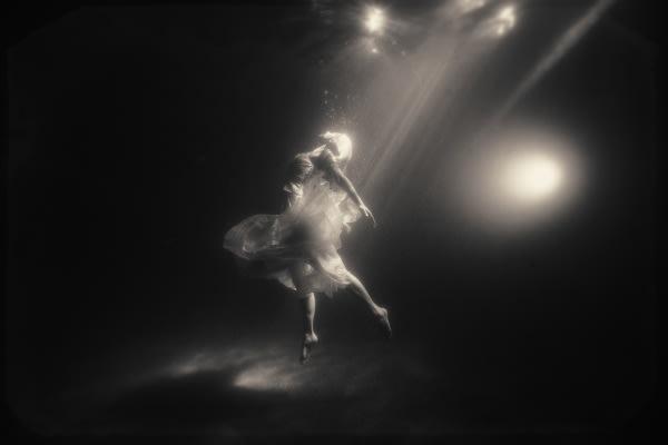 Dancer in the Dark by Tyler Shields
