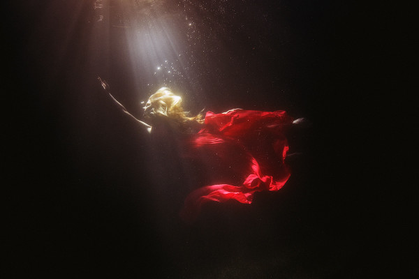 Goddess by Tyler Shields