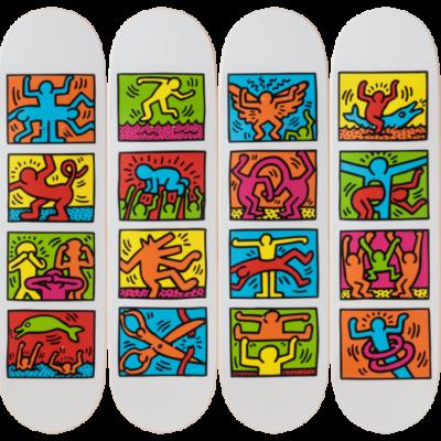 The Skateroom x Keith Haring: Retrospect
