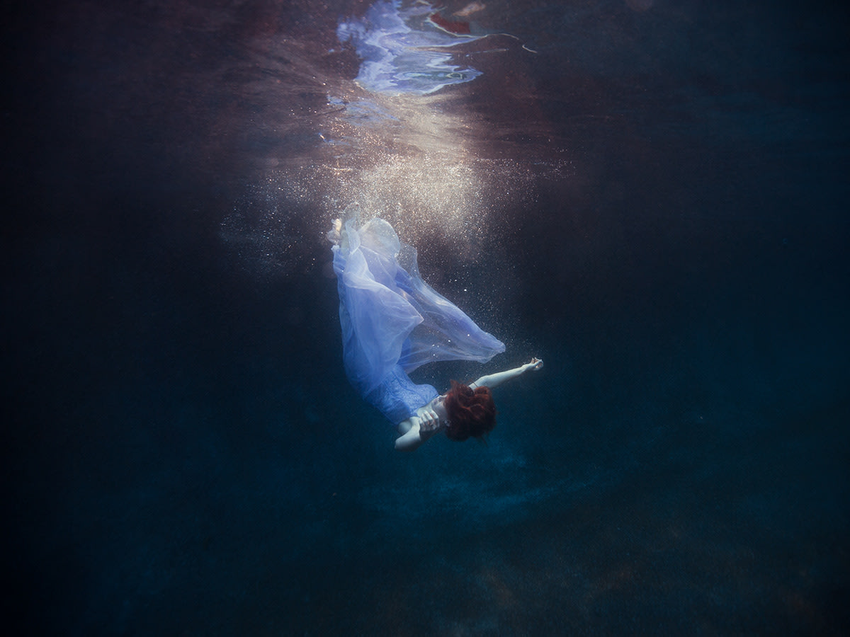 Submerged by Tyler Shields