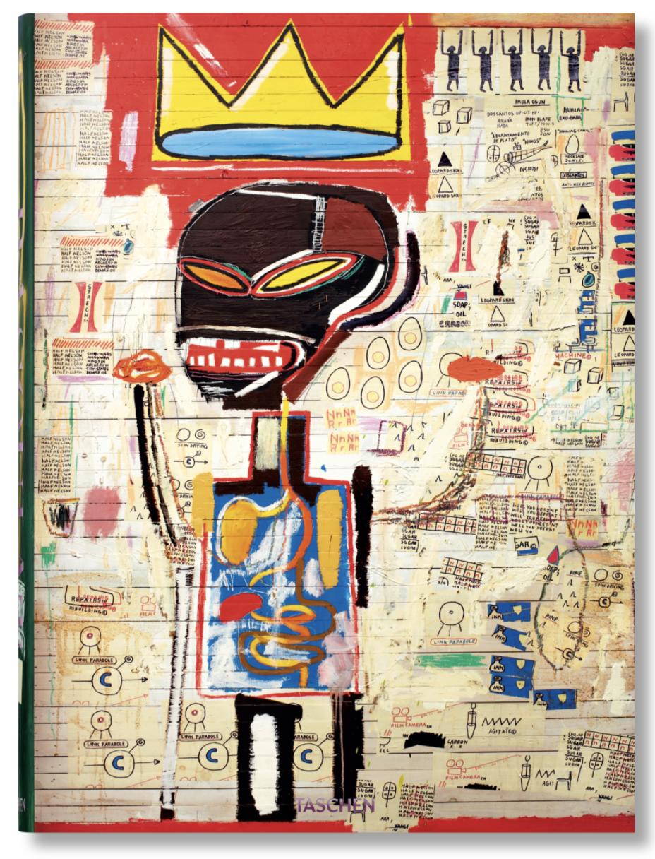 TASCHEN Brilliant Basquiat