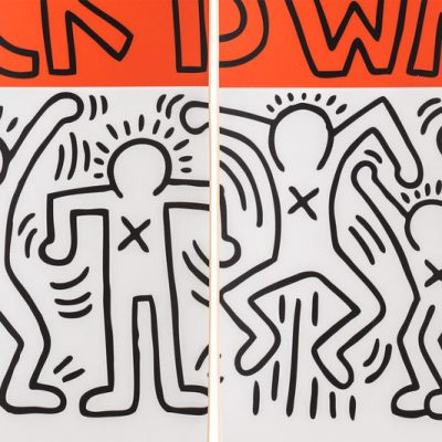 The Skateroom x Keith Haring: Crack is Wack Zoom
