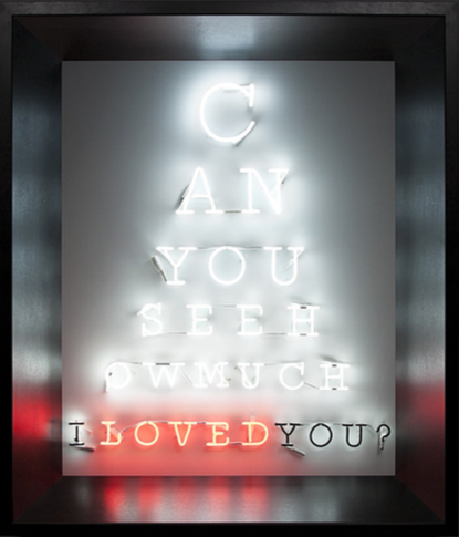 Can You See How Much I Loved You? by Olivia Steele
