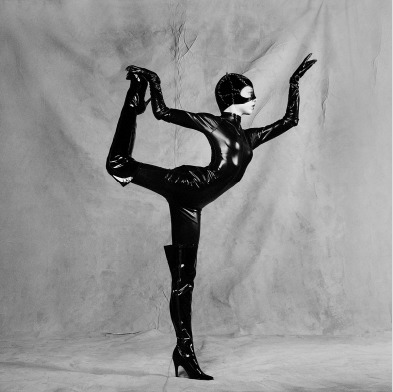 Catwoman Ballet by Tyler Shields