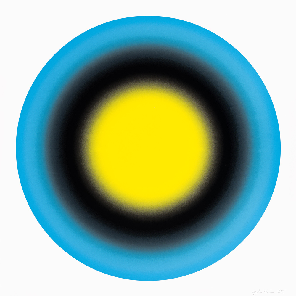 Small Sun 1 by Ugo Rondinone