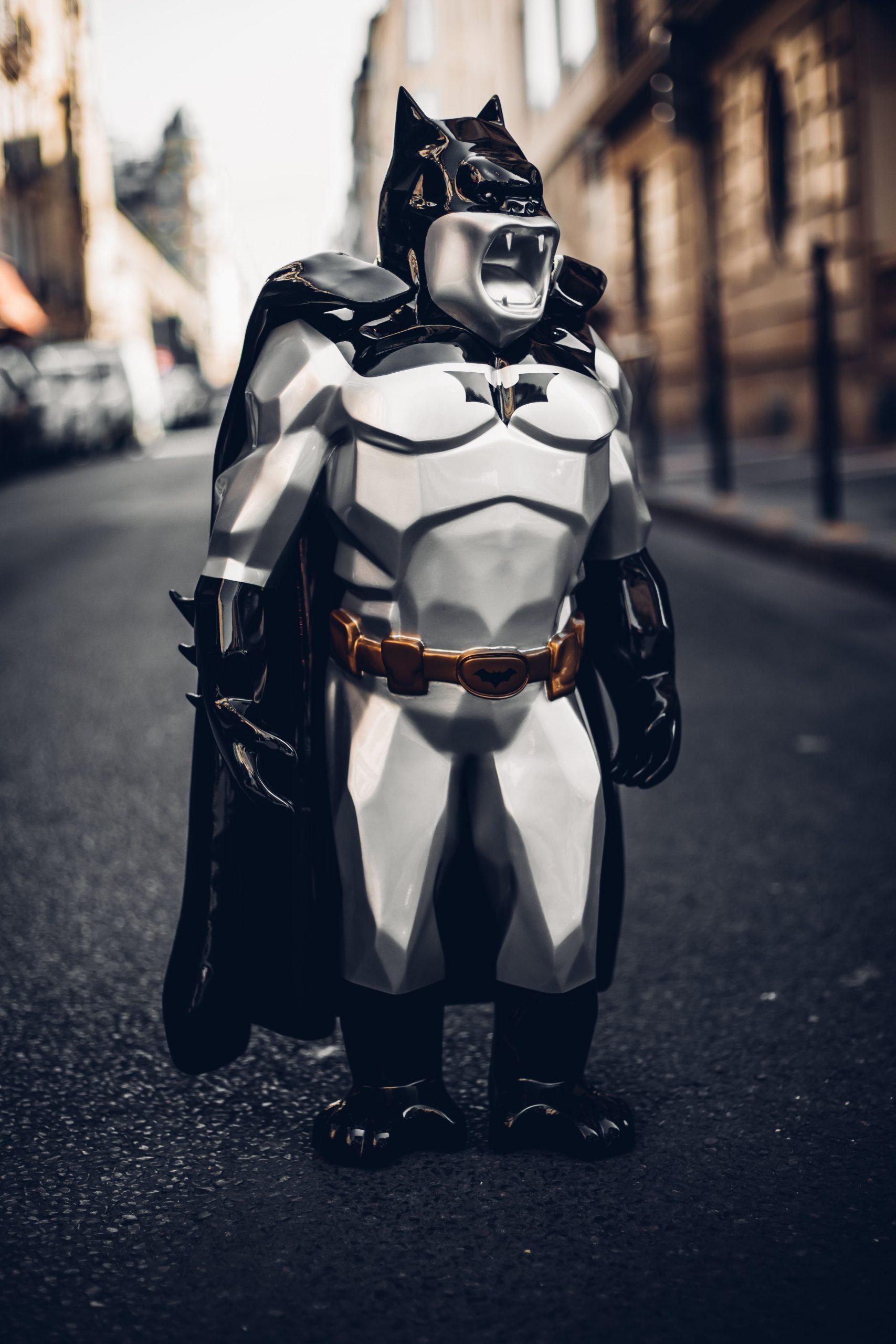 Batkong by Richard Orlinski