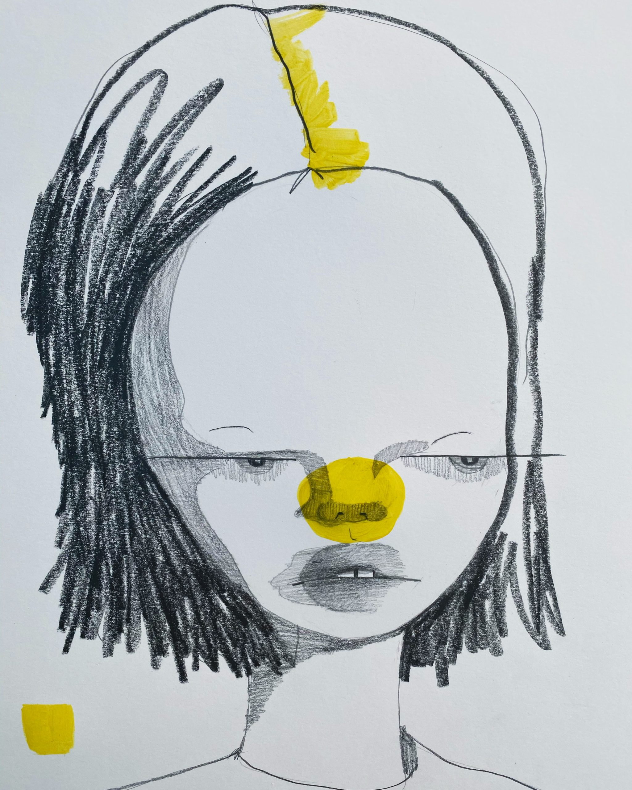 Drawing 1 by Ben Evans