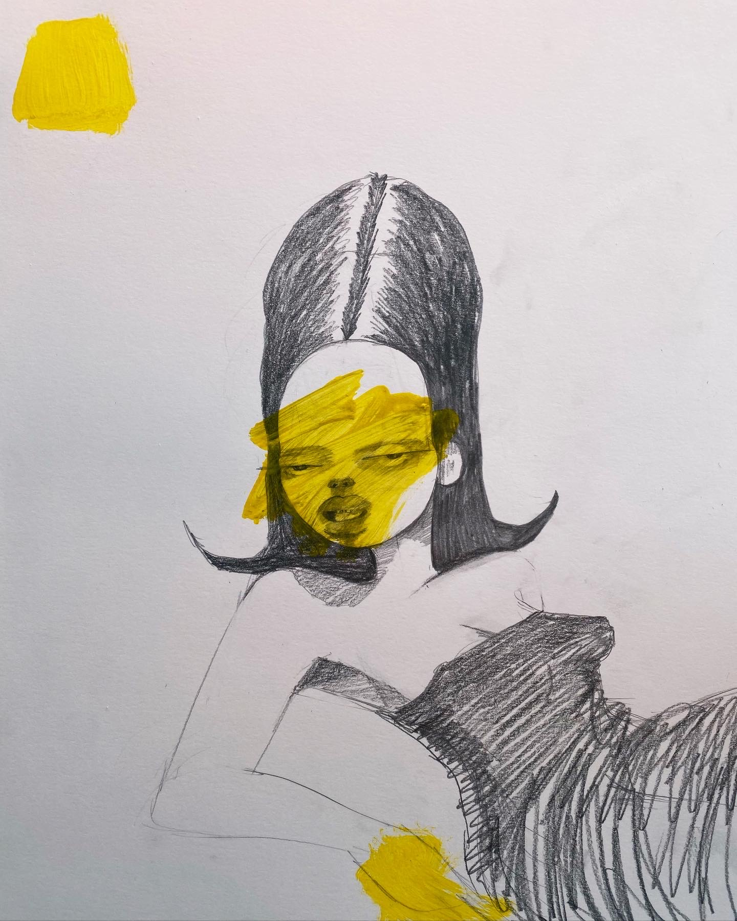 Drawing 3 by Ben Evans