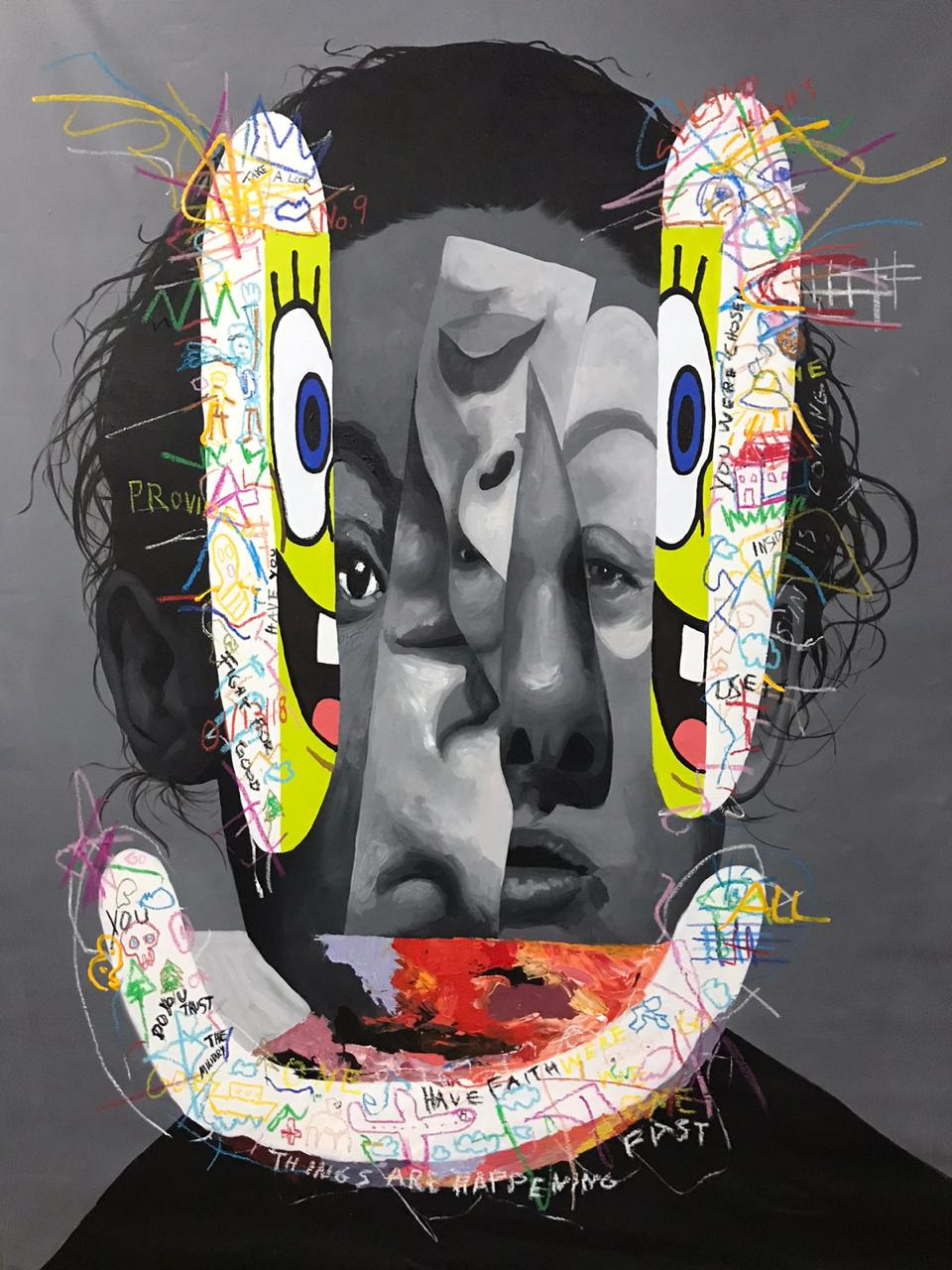 Things Are Happening by John Paul Fauves