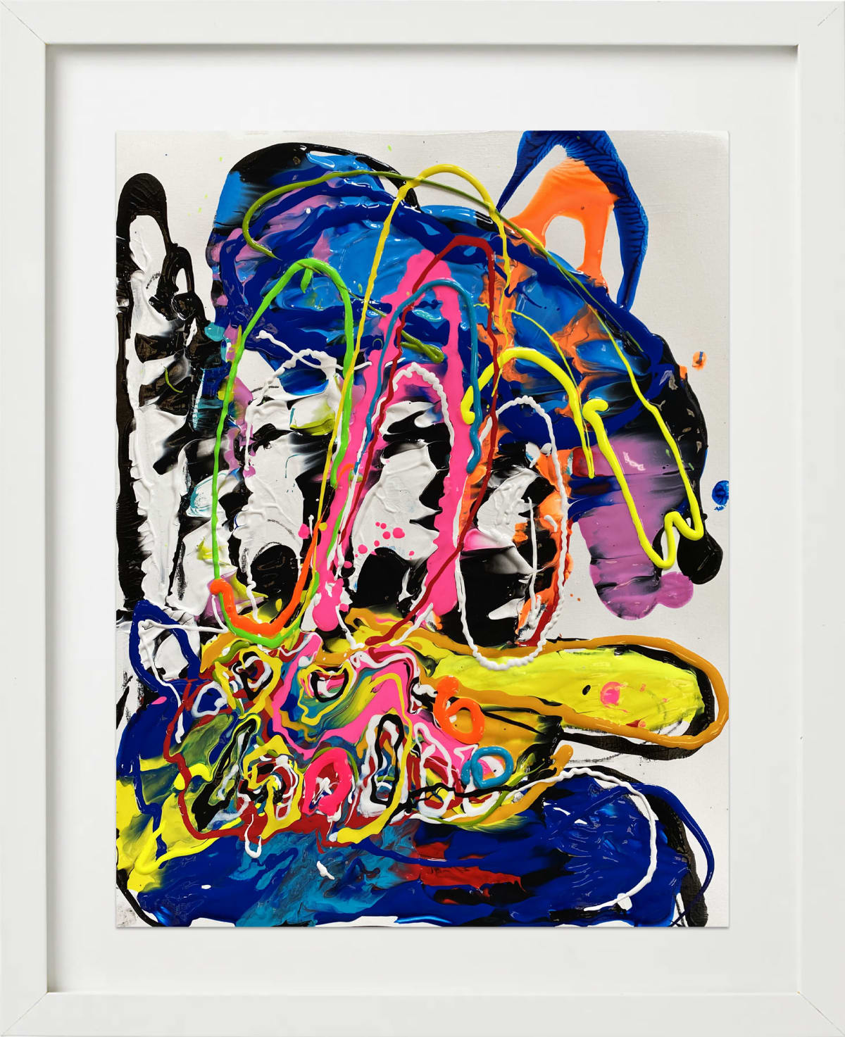 The Wise Little Duck No 1 by John Paul Fauves