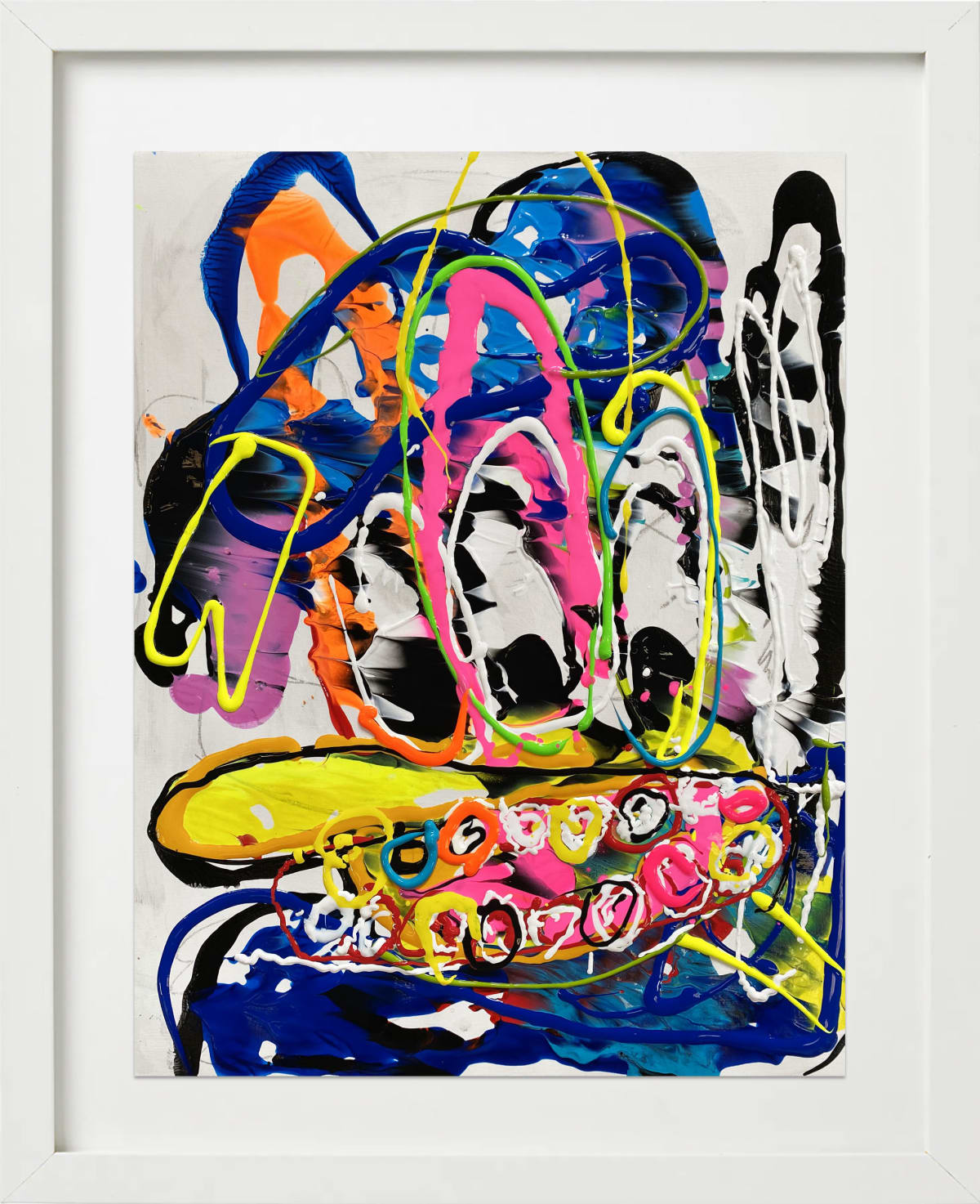 The Wise Little Duck No 2 by John Paul Fauves
